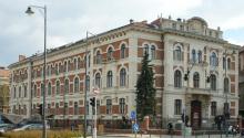Budapest. XI., Szent Gellért tér 4., Ch building